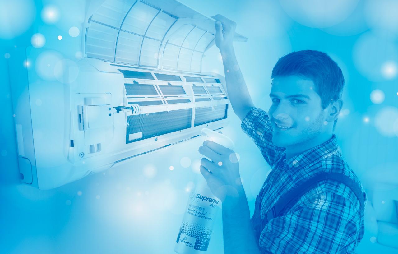 Prodotti supreme Air per la disinfezione